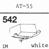 AUDIO TECHNICA AT-55 Stylus, DS