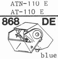 AUDIO TECHNICA ATN-110 E Stylus, diamond, elliptical