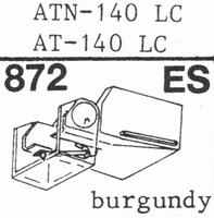 AUDIO TECHNICA ATN-140 LC Stylus, ES, original