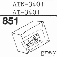 AUDIO TECHNICA ATN-3401 Stylus, DS-OR