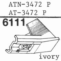 AUDIO TECHNICA ATN-3472 P Stylus, DS-OR<br />Price per piece