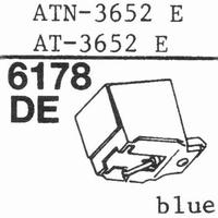 AUDIO TECHNICA ATN-3652 E Stylus, diamond, elliptical