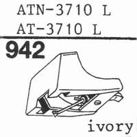 AUDIO TECHNICA ATN-3710 L Stylus, diamond, stereo