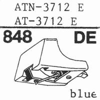AUDIO TECHNICA ATN-3712 E Stylus, diamond, elliptical, origi