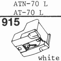 AUDIO TECHNICA ATN-70 L Stylus, diamond, stereo