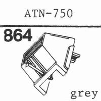 AUDIO TECHNICA ATN-750 Stylus, diamond, stereo, original