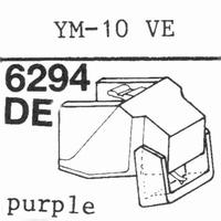 AZDEN YM-10 VE Stylus, diamond, elliptical, original