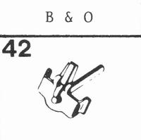 BANG & OLUFSEN B & O  Stylus, diamond, stereo