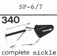 BANG & OLUFSEN SP-6/7 COMPL.N Stylus, SS