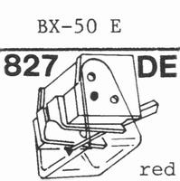 BELLEX BX-50 E Stylus, diamond, elliptical