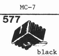 C.E.C. MC-7 Stylus, diamond, stereo