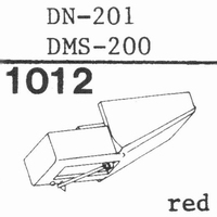 D. DN-201 RED Stylus, diamond, stereo