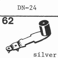 DUAL DN-24 Stylus, sapphire stereo + diamond stereo