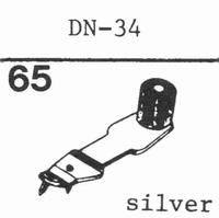 DUAL DN-34 Stylus, sapphire normal (78rpm) + sapphire stereo