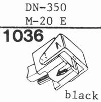 DUAL DN-350 (ORTOFON N-20 E) Stylus<br />Price per piece