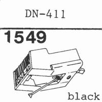 DUAL DN-411 HYPER ELLIPT.  Stylus, HYPE-COPY