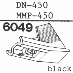 DUAL DN-450 Stylus, DS-OR