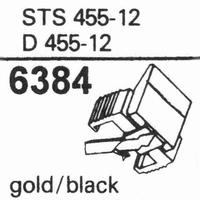 ELAC D-455-12 Stylus, diamond, stereo