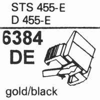ELAC D-455-E Stylus, diamond, elliptical