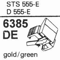 ELAC D-555 E Stylus, diamond, elliptical