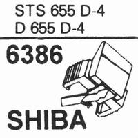 ELAC D-655 D-4 Stylus, ES