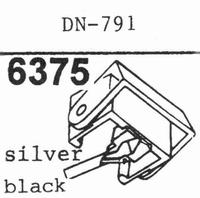 ELAC D-791 Stylus, diamond, stereo