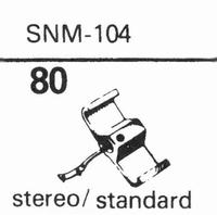 ELAC SNM-104 Stylus, sapphire stereo + diamond stereo