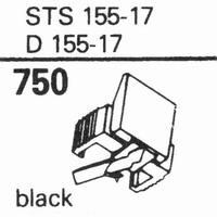 ELAC STS 155-17, D 155-17 Stylus, diamond, stereo