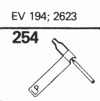 ELECTRO VOICE 194, 2623 Stylus, SN/DS