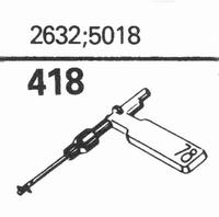 ELECTRO VOICE 2632, 5018 Stylus, SN/DS