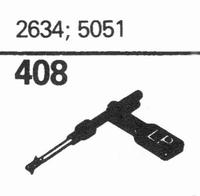 ELECTRO VOICE 2634, 5051 Stylus, SN/DS