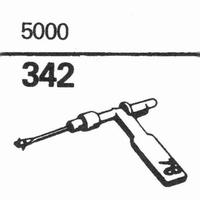 ELECTRO VOICE 5000 Stylus, sapphire normal (78rpm) + sapphir
