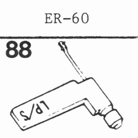 ELECTRONIC REPRODUCERS ER-60 Stylus, SN/DS<br />Price per piece