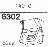 EMPIRE 140 C Nadel, Diamant, Stereo