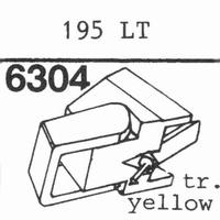 EMPIRE 195 LT Nadel, Diamant, Stereo