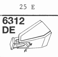 EMPIRE 25 E Nadel, Diamant, elliptisch