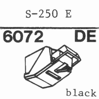 EMPIRE 250 E Nadel, Diamant, elliptisch