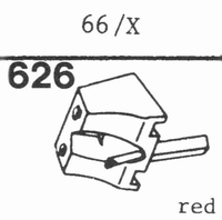 EMPIRE 66/X, S-906 Nadel, Diamant, Stereo