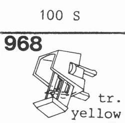 EMPIRE S-100 S, Stylus