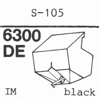 EMPIRE S-105 Nadel, Diamant, elliptisch