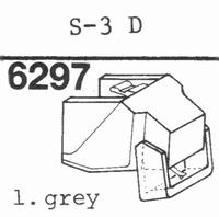 EMPIRE S-3 D Nadel, Diamant, Stereo