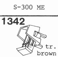 EMPIRE S-300 ME Nadel, Diamant, elliptisch-kopie