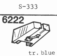 EMPIRE S-333 Blaue Nadel, Diamant, Stereo