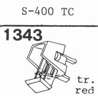 EMPIRE S-400 TC Nadel, Diamant, elliptisch-kopie