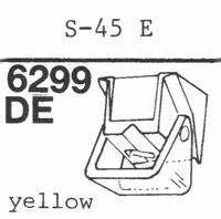 EMPIRE S-45 E Nadel, Diamant, elliptisch