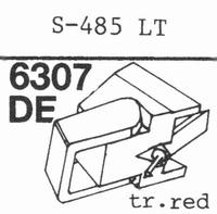 EMPIRE S-485 LT Nadel, Diamant, elliptisch