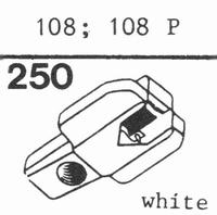 EMPIRE SCIENTIFIC 108, 108 P Nadel, Diamant, Stereo