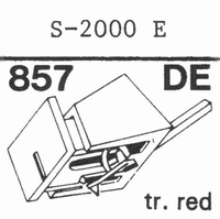 EMPIRE SCIENTIFIC 2000 E Nadel, Diamant, elliptisch
