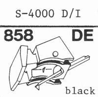 EMPIRE SCIENTIFIC 4000 D/I Stylus, SHIBATA