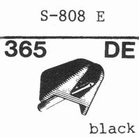 EMPIRE SCIENTIFIC 808 E Nadel, Diamant, elliptisch